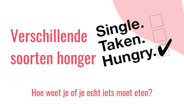 blogpost honger